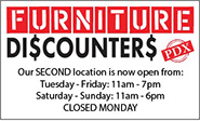Furniture Discounters Warehouse